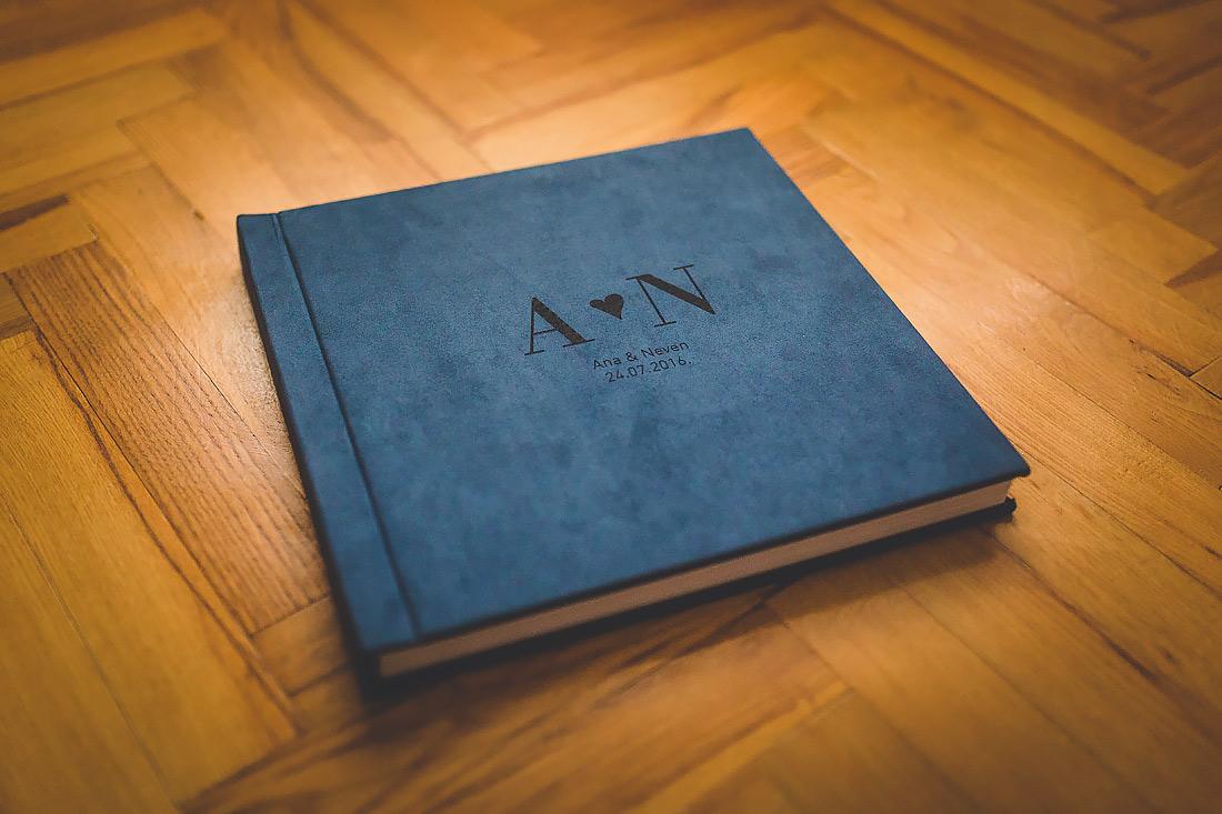 Wedding Book And Packaging Golubic Weddings